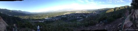 dawn hike