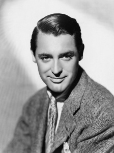 Look at this baby faced Cary Grant!! from